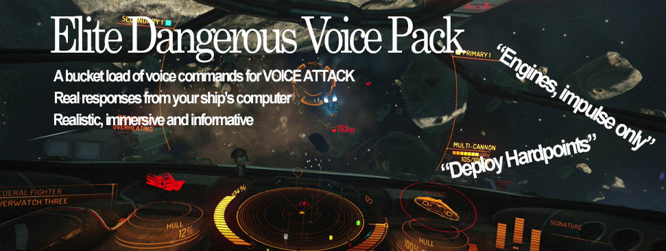 Elite Dangerous Voice Pack
